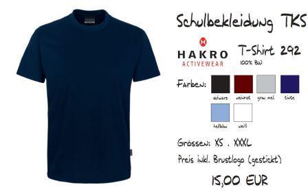 Schulkollektion HAKRO T-Shirt